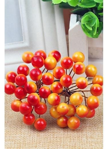Funbou Mini Telli Berry, Turuncu / 10 Adet Oranj